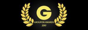 groupon awards
