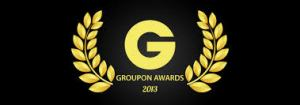 groupon awards